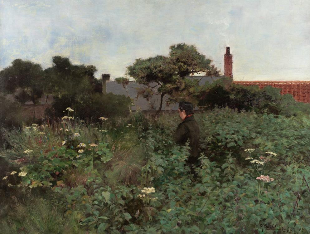 Overgrown Garden - Oil (KETKM: 952)